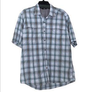 Wrangler Men's Outdoor Plaid Shirt size L